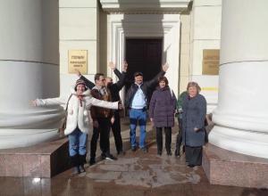 А мы и не знали: в Волгограде 5 ноября произошла революция