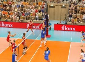 Волгоградки помогли сборной обыграть Турцию