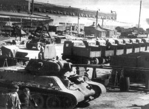 Сталинградским оружием ковалась наша Победа