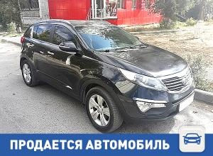 Продается KIA Sportage 2011 года в Волгограде!