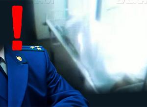 Прокуратура проверяет больницу №7 Волгограда из-за размещения трупов в коридорах отделения