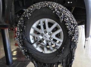 Автомобилисты платят за снятие с колес «новых и качественных» волгоградских дорог