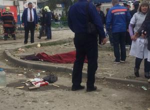 Из-под завалов достали третьего погибшего при обрушении четырехэтажки в Волгограде