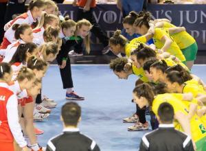 Волгоградская гандболистка помогла сборной пройти в четвертьфинал