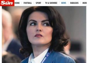 Британский таблоид The Sun испугался депутата Кувычко за желание вернуть Аляску
