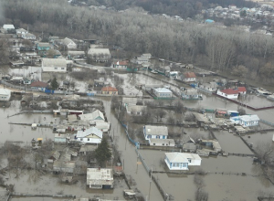 Опубликована последняя информация о затопленных районах  Волгоградской области
