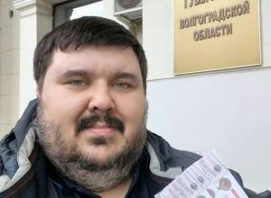 На что живет Алексей Ульянов, стало известно в прямом эфире «Блокнота Волгограда»