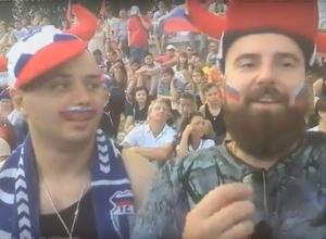 Проезд по центру Волгограда закроют из-за трансляции матча Россия-Хорватия