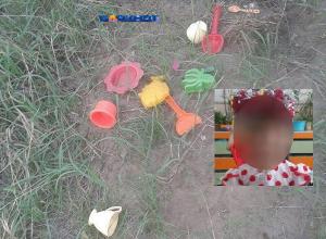Детские игрушки и вещи 5-летней Сони всю ночь находили в Калаче-на-Дону