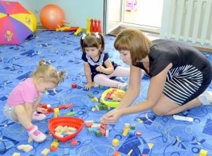 В Волгограде через суд закрыли частный детский сад