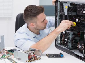 Где быстро отремонтируют компьютер в Волгограде