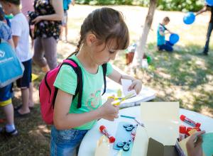 «ЕвроХим» поддерживает развитие детского творчества