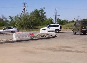 Круговое движение вводят рядом с ТРЦ «КомсоМОЛЛ» в Волгограде