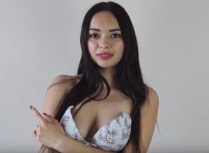 Четвертая участница кастинга «Мисс Блокнот Волгоград-2018» Саманта Куак
