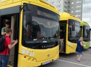 В день матча Англия – Тунис общественный транспорт Волгограда перевез 400 тысяч пассажиров