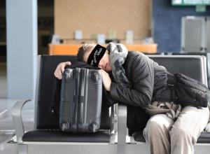 Аэропорт Волгограда из-за сильного тумана не принимает и не отправляет рейсы