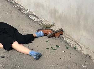 Семиклассница из Волгограда упала с крыши без посторонней помощи, – силовики