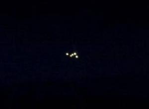 Волгоградка сфотографировала «НЛО» в небе над Волгой