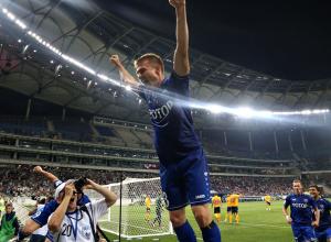 «Ротор» в первом домашнем матче сезона победил со счетом 1:0