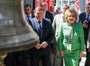 Валентина Матвиенко велела Бочарову снести все волгоградские киоски к началу ЧМ-2018