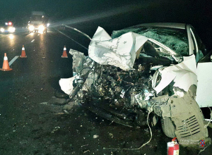 25-летняя пассажирка BMW и водитель Mazda погибли в ДТП под Волгоградом
