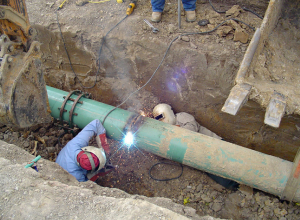 Под Волгоградом «Газпром» требует у сельского поселения 150 тысяч за утечку