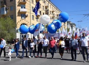 В Волгограде «Единую Россию» заподозрили в подтасовках