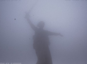 Мокрый снег и морозы до -7ºС начались в Волгоградской области