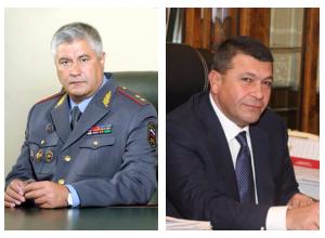 Главные полицейские России и Армении встретились в Волгограде