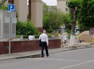 На главу администрации Волгограда жители хотят пожаловаться в полицию