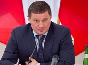 Андрей Бочаров скатился до «двойки» в «Кремлевском рейтинге» губернаторов