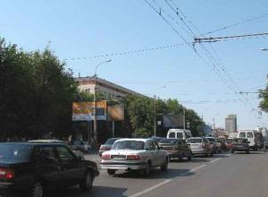 На несколько часов перекроют дороги в Волгограде