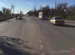 Пенсионерка попала в больницу после поездки на волгоградском автобусе