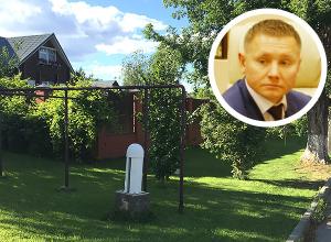 Волгоградский дом экс-вице-губернатора Александра Сивакова может быть продан за 35 миллионов рублей
