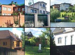 Элитный поселок Латошинка: где живут чиновники Волгограда