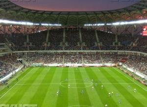 «Волгоград Арена» оказалась слишком большим стадионом для ЧМ-2018