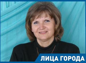 Не имеет значения, юбку или штаны носит президент, – заслуженный педагог РФ из Волгограда Елена Сорокина