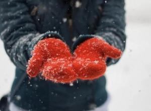 1 января синоптики обещают снег в Волгограде