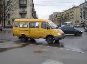 В Волгограде уволили с работы чиновника, который ликвидировал маршрутки