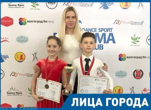 Из-за нехватки мальчиков в Волгограде девочкам приходится соревноваться между собой, - Анастасия Лисунова