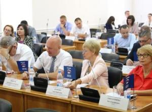 Волгоградские депутаты за 30 минут обсудили цвет гробов и назначили дату собственных выборов