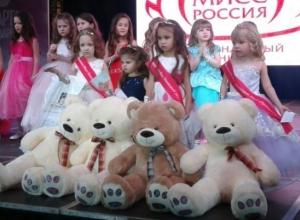 «Маленькой Мисс Волгоград - 2017» стала Лера Обозная