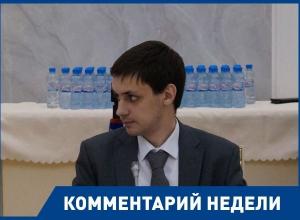 Андрей Бочаров – это сплошной стыд, – представитель волгоградского штаба ОНФ