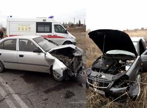 Стали известны подробности ДТП с пятью пострадавшими детьми и младенцем в Волжском