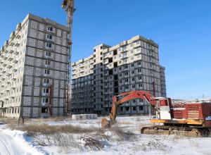 Из-за банка достройка волгоградских ЖК «Доминант» и «Парк Европейский» может сорваться