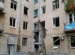 По 400 тысяч рублей получат жильцы взорвавшегося в Волгограде дома за средний и тяжкий вред здоровью