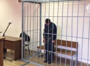 Арест убийцы 16-летней Кристины из Елани сняли на видео