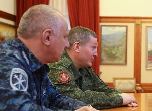 Андрей Бочаров поехал в Дагестан с полицией