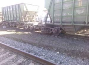 Поезд сошел с рельсов в Волгоградской области