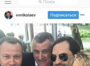 Экс-губернатор Волгоградской области Сергей Боженов «всплыл» на Балтийском побережье